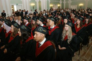 Graduation Ceremony 2019, Faculty of Medicine, English Division of MUB