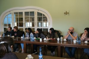 Meeting with ImPRESS PhD students - October 2019