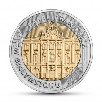 Together for Heritage. NBP and MUB presented a coin with the image of the Branicki Palace and showed Aula Nobilium dedicated to the graduates of MUB