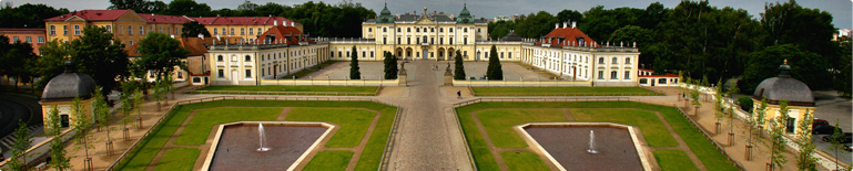 History of the University . Branicki Palace