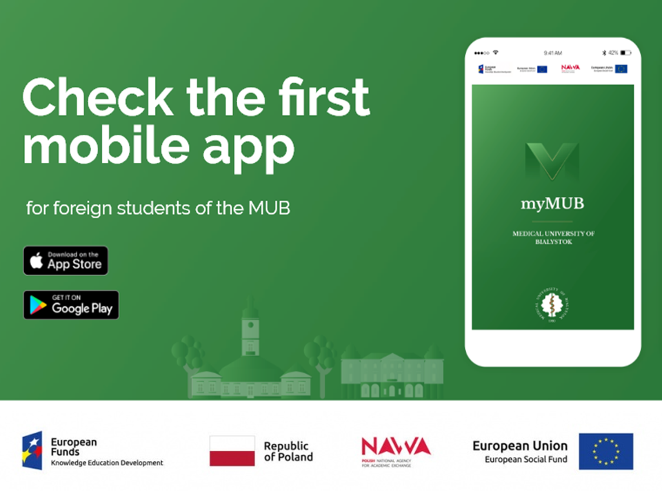 Image: MUB has launched the myMUB mobile application for foreign students