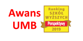 MUB's promotion in the ranking of the best Polish universities