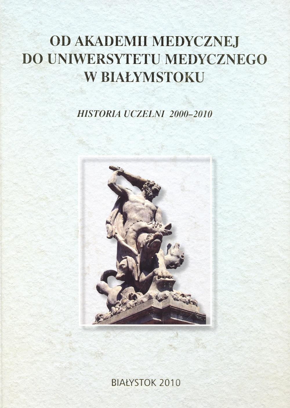Jasnoniebieska okładka książki ze zdjęciem rzeźby Herkulesa.