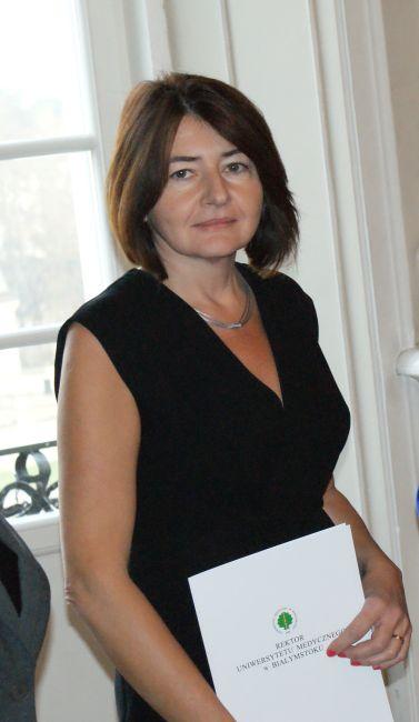 Znalezione obrazy dla zapytania prof anna wasilewska