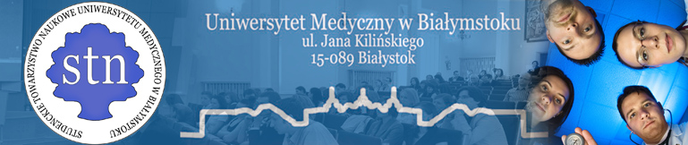 6'th Bialystok International Medical Congress for Young Scientists.