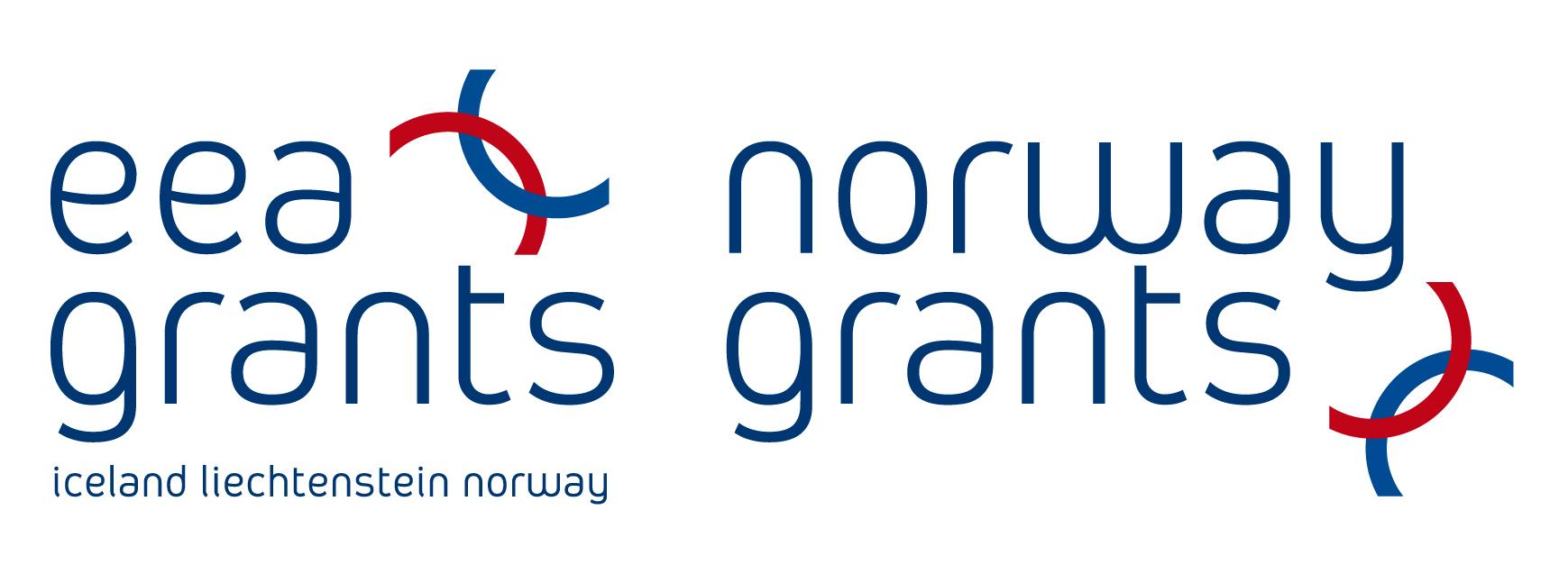 Logo Norweskiego Mechanizmu Finansowego oraz Mechanizmu Finansowego Europejskiego Obszaru Gospodarczego (czyli: fundusze norweskie i fundusze EOG)
