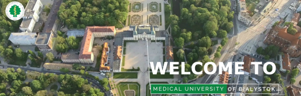 Welcome to Medical University of Bialystok.