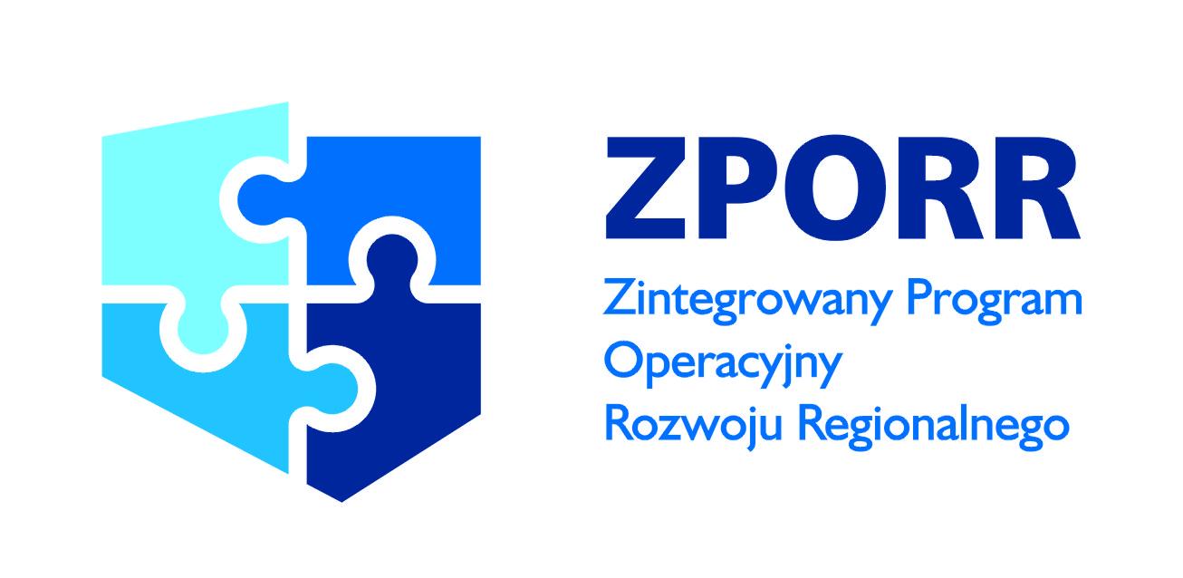 Logo ZPORR (Zintegrowanego Programu Operacyjnego Rozwoju Regionalnego)